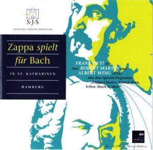 Frank Out! CD Zappa spielt für Bach