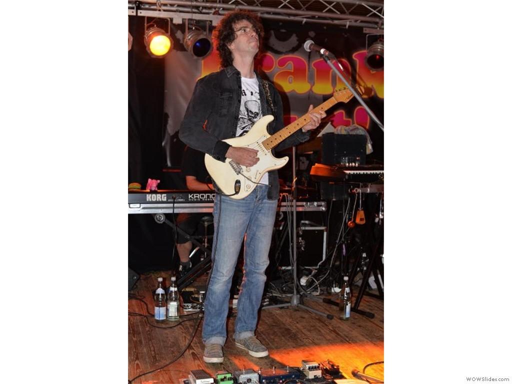 George Rademacher - guitar
