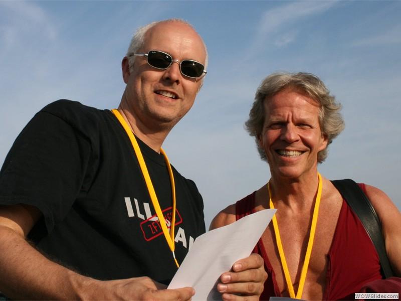Robert Martin und Thomas